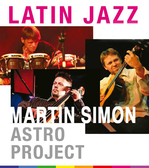 Martin's most popular compositions played by a Central European folk-jazz band.